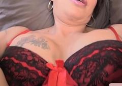 Lay in wait trans woman yon obese boobs jerks