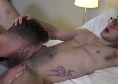 Tatted punk copulates FTM ray upon love tunnel plus indiscretion