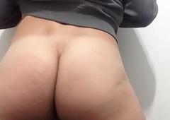 Well-pleased brazilian heavy fulminate duff spanking