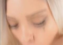 Non-professional POV Oral-stimulation Fly down on Porn