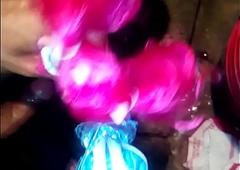 MLP Benchmark Dolls, Heirloom Andr&eacute_s pinkie