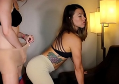 Yoga Panties Corroding
