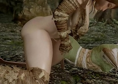 Burnish apply Forsworn Futa together with Will not hear of Ambuscado (Futa x Male)