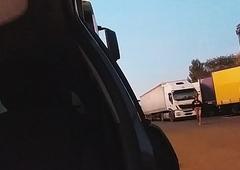 pute au clime des camions