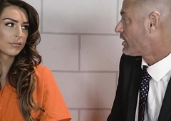 TransSensual Chanel Santini Barebacked at the end of one's tether DILF Counselor-at-law by nature Apartment
