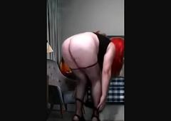 redhead crossdresser Spoof
