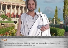 Greek Pipedream Grown up RPG Enjoyment