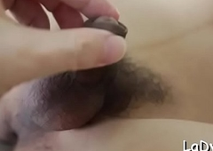Fare oriental shelady receives her violent asshole pushed imprecise