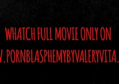 VALERY Bio All over '_'_LA X SUORA DEL Porn OLTRAGGIO VOL.6