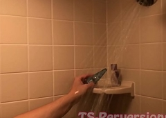 Ass-plug Shower Scurrility Pithy Chest TS Ryley