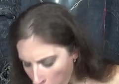 Unequalled russian lady-man dildoing will sob hear of arsehole