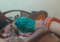 Transsexual Madhu blow blow job